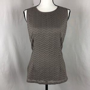 BANANA REPUBLIC lined dress tank size 12 EUC